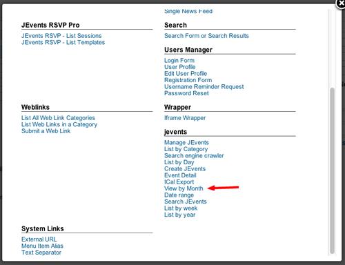 rsvp username search